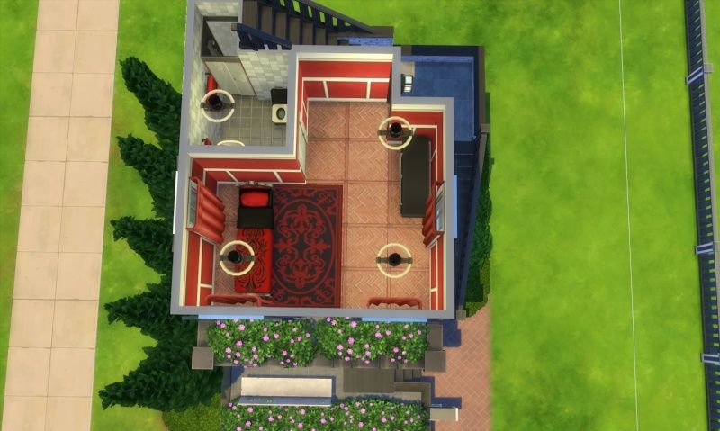 EQCreations Sims 4 Properties & Rooms - Page 3 07-09-11