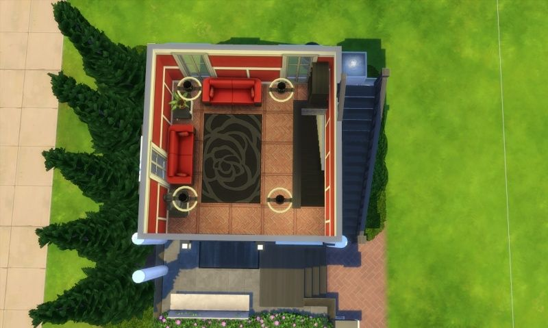 EQCreations Sims 4 Properties & Rooms - Page 3 07-09-12