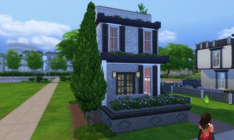 EQCreations Sims 4 Properties & Rooms - Page 3 07-09-13