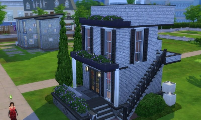 EQCreations Sims 4 Properties & Rooms - Page 3 07-09-14