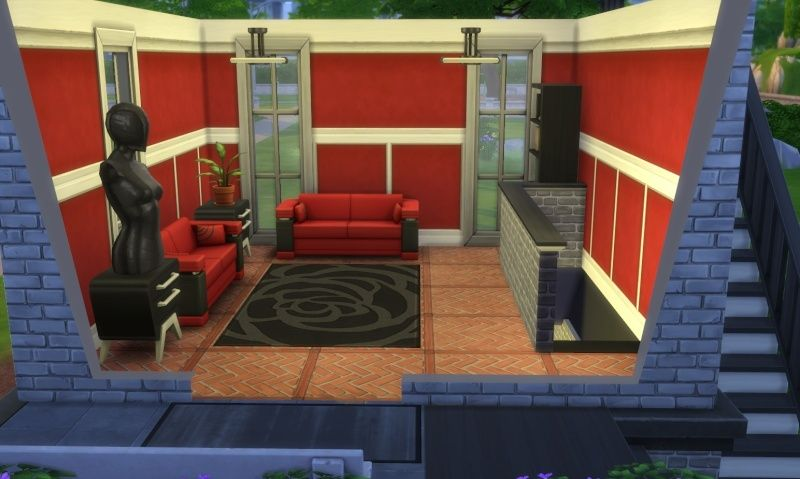 EQCreations Sims 4 Properties & Rooms - Page 3 07-09-19
