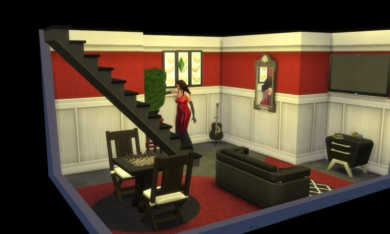 EQCreations Sims 4 Properties & Rooms - Page 3 07-09-20