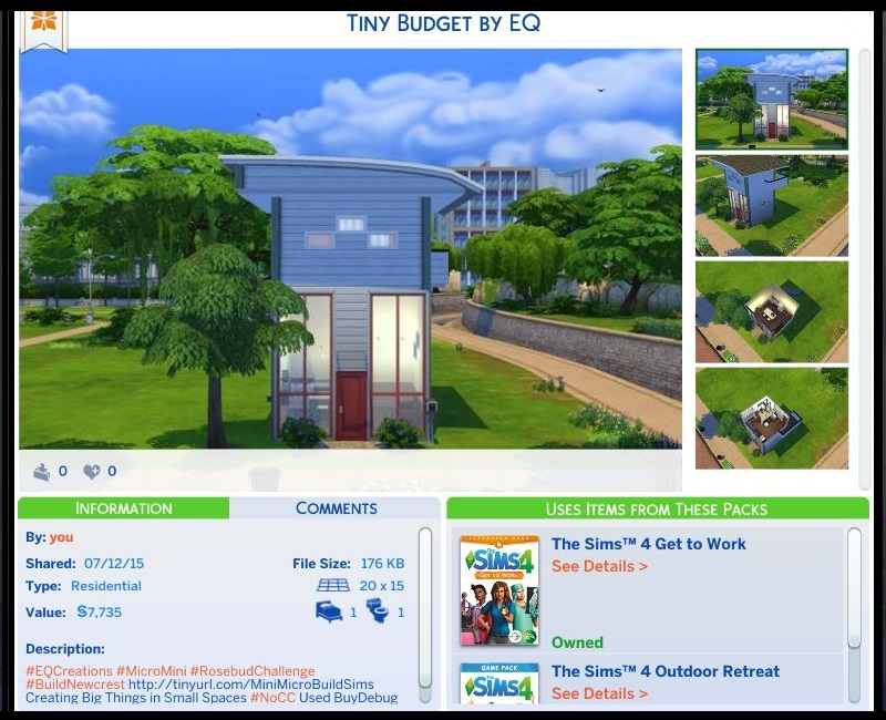 EQCreations Sims 4 Properties & Rooms - Page 3 Tiny_b11