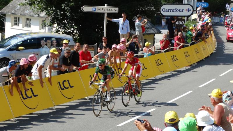 CAUTERETS le tour de France 2015 Dsc02511