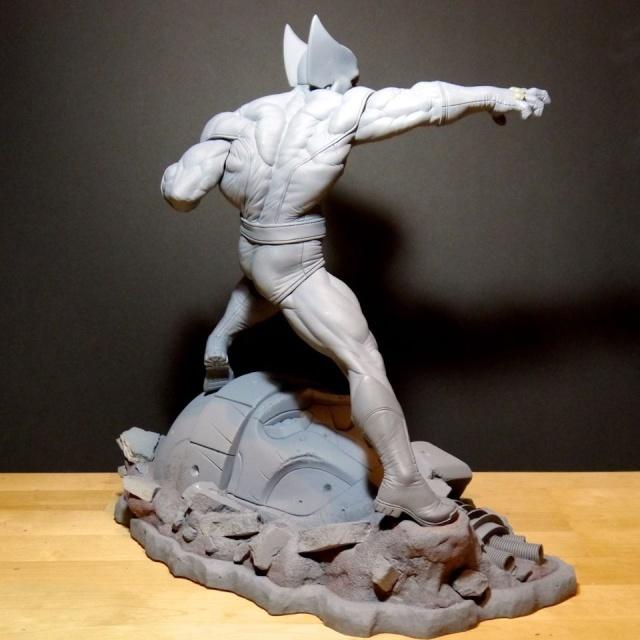 Dio Wolverine 1/4 . 11695810