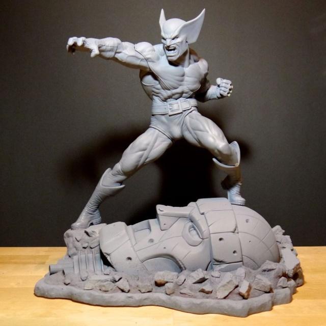 Dio Wolverine 1/4 . 11846510