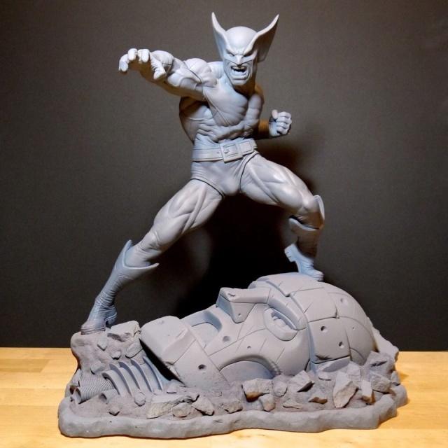 Dio Wolverine 1/4 . 11866310