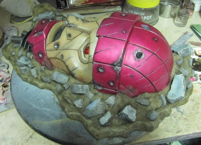 Dio Wolverine 1/4 . Img_7621