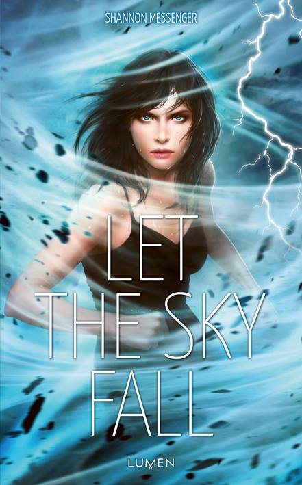 MESSENGER Shannon - Let the Sky Fall - Tome 1 Let-th10