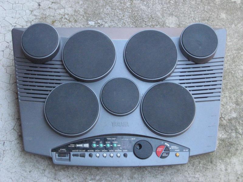 Batterie Yamaha DD-50 Yamaha11