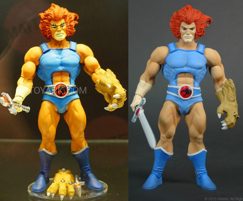 Cosmocats / Thundercats (Mattel) nouvelle gamme 2016 - Page 2 27534710