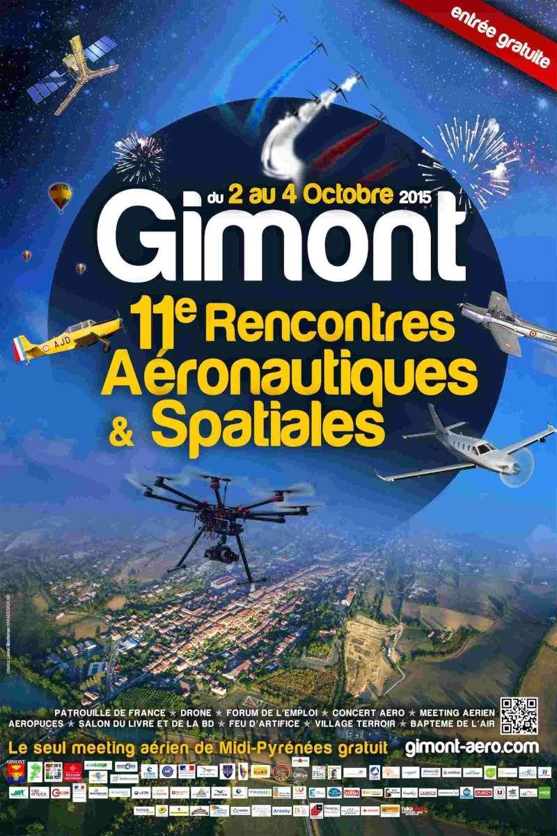 Debriffing Rencontres aéronautiques de Gimont (32) Gimont10