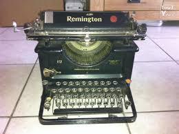 Machine à écrire Remign10