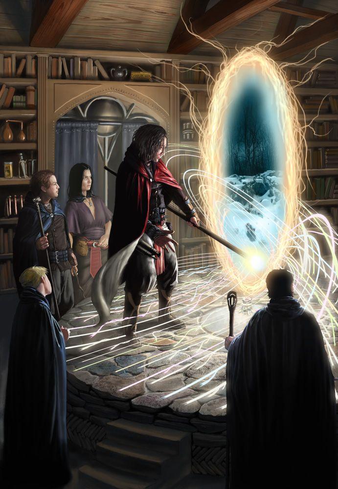 L'éveil des Seigneurs des runes - résumés - Page 3 Portai10