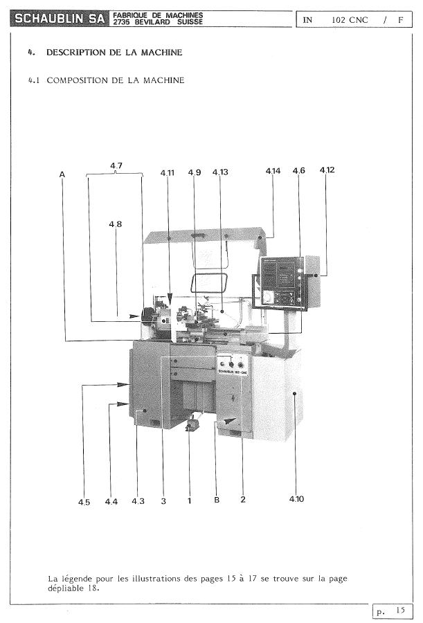 Schaublin 102 CNC  110