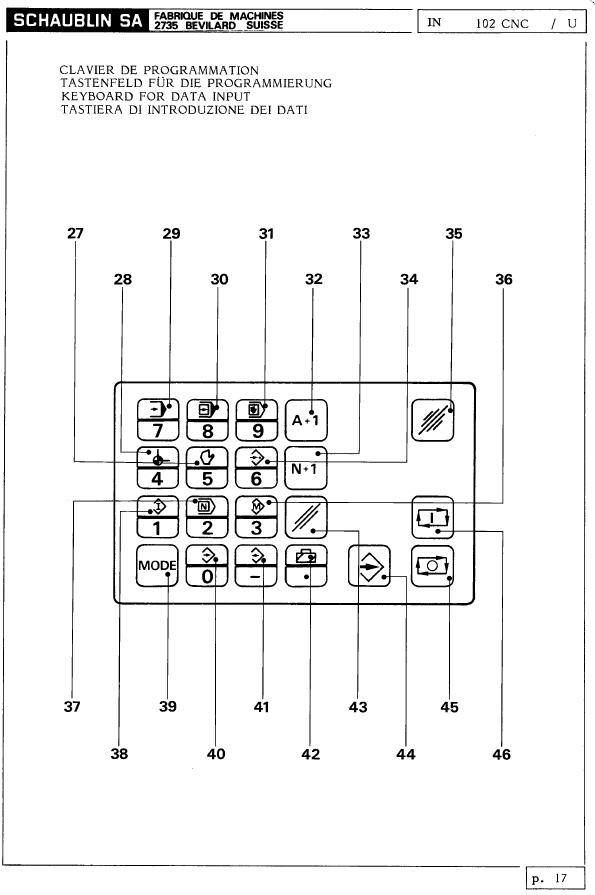 Schaublin 102 CNC  310