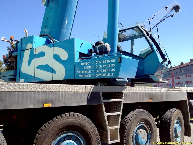 Les grues de L2S (Les 2 Savoies) (Groupe SMMI) (France) 09310