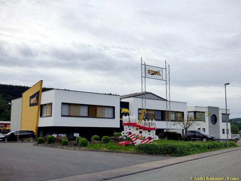 Les grues de STEIL (Allemagne) - Page 2 Visite10