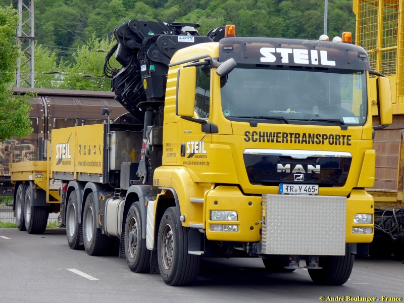 Les grues de STEIL (Allemagne) - Page 3 Visite72