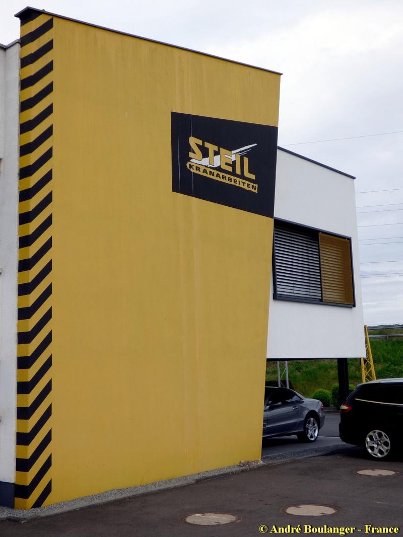 Les grues de STEIL (Allemagne) - Page 3 Visite84
