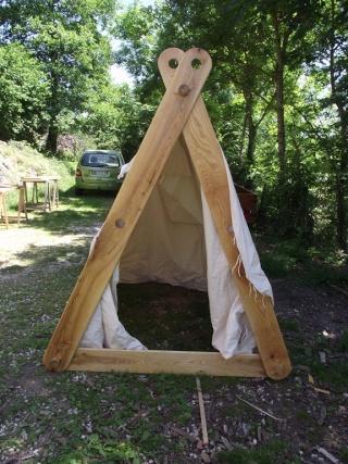 Réalisation d'une échoppe/tente viking - Page 2 Dscf5616