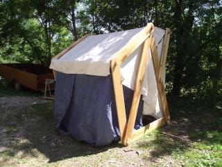 Réalisation d'une échoppe/tente viking - Page 2 Dscf5618