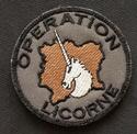 OPEX, Fin de l'opération Licorne   22 septembre 2002 – 21 janvier 2015 I510