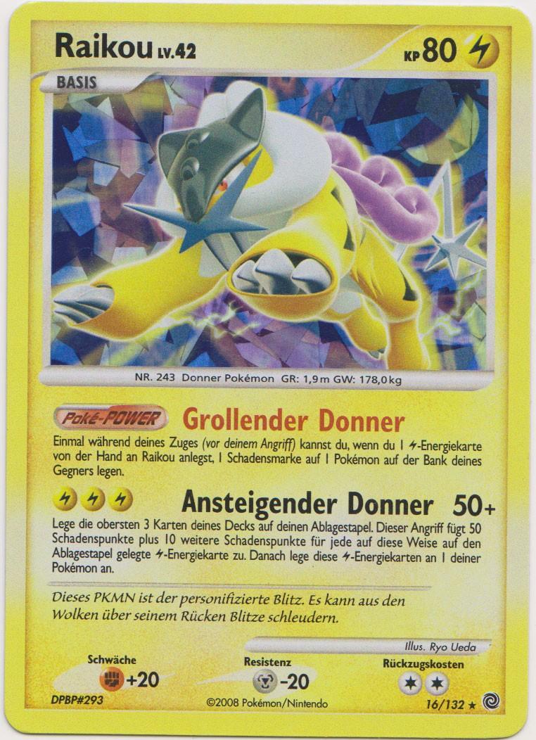 Zeigt her eure Pokemonkarten! Raikou11