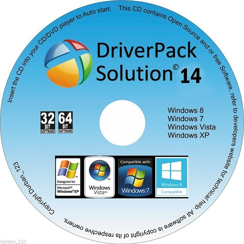 DriverPack Solution 14 R405 Final Driver11