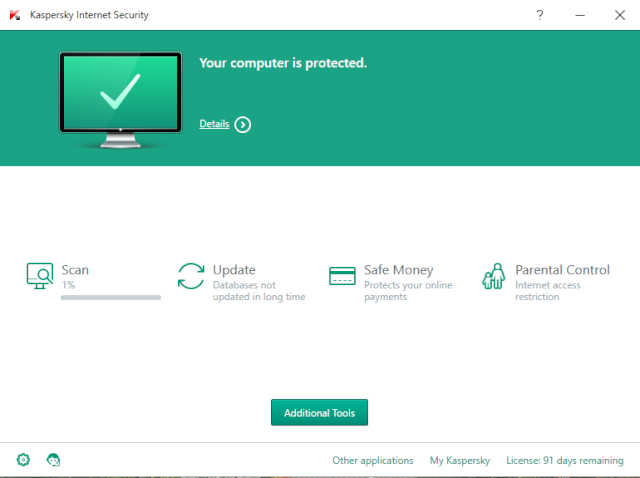 Kaspersky Internet Security 2016 16.0.0.614 Kasper10