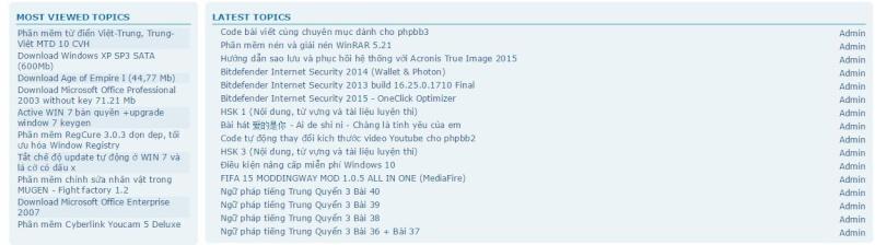 Code last topic đơn giản cho phpbb3 Last_t11