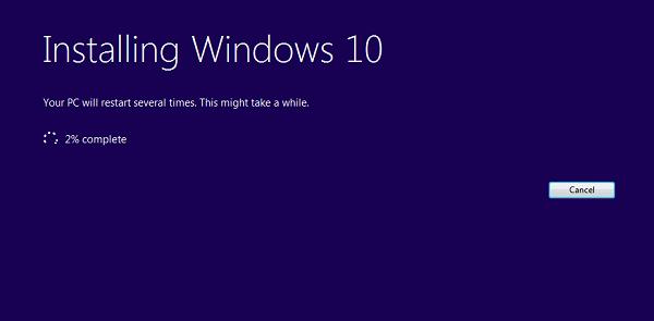 Hướng dẫn nâng cấp miễn phí Windows 10 Setup_15