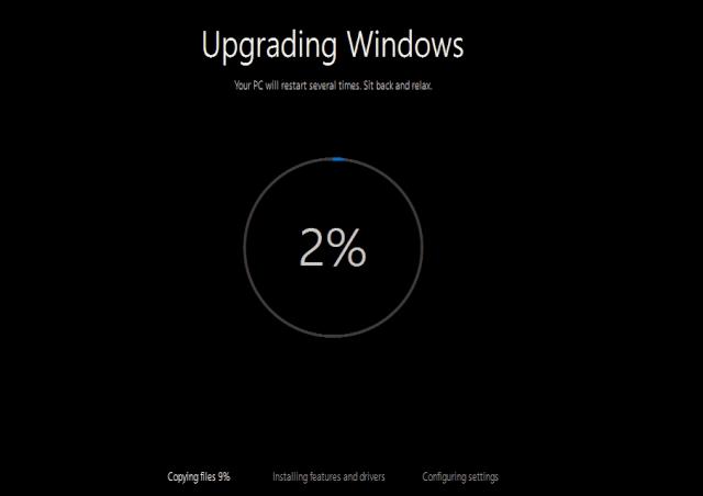 Hướng dẫn nâng cấp miễn phí Windows 10 Setup_16