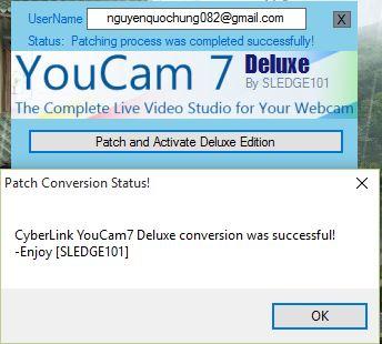 CyberLink YouCam Deluxe 7 7.0.0611 Youcam14