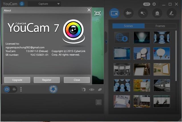 CyberLink YouCam Deluxe 7 7.0.0611 Youcam15
