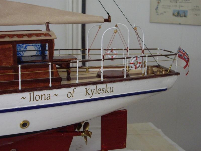 YACHT DE 1907   ILONA OF KYLESKU   EX Mona Loa  au 1/25° - Page 9 13210