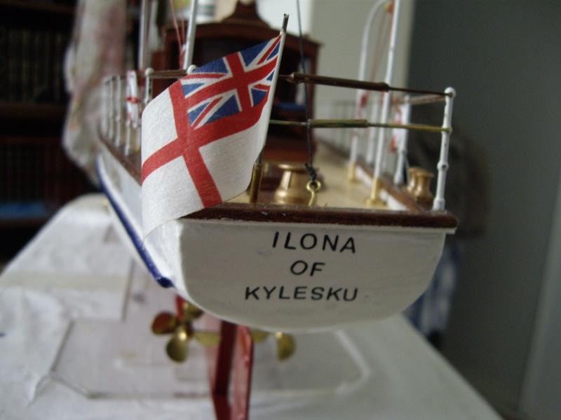 YACHT DE 1907   ILONA OF KYLESKU   EX Mona Loa  au 1/25° - Page 8 13510
