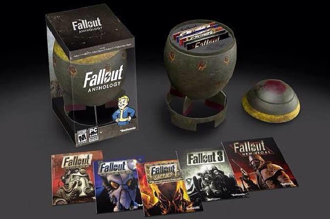 Fallout anthology sur pc Nieuws10