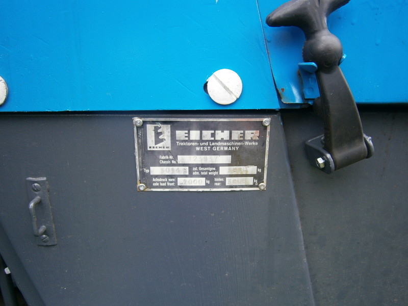 Resi i hol di mit dem Traktor ab P7140023