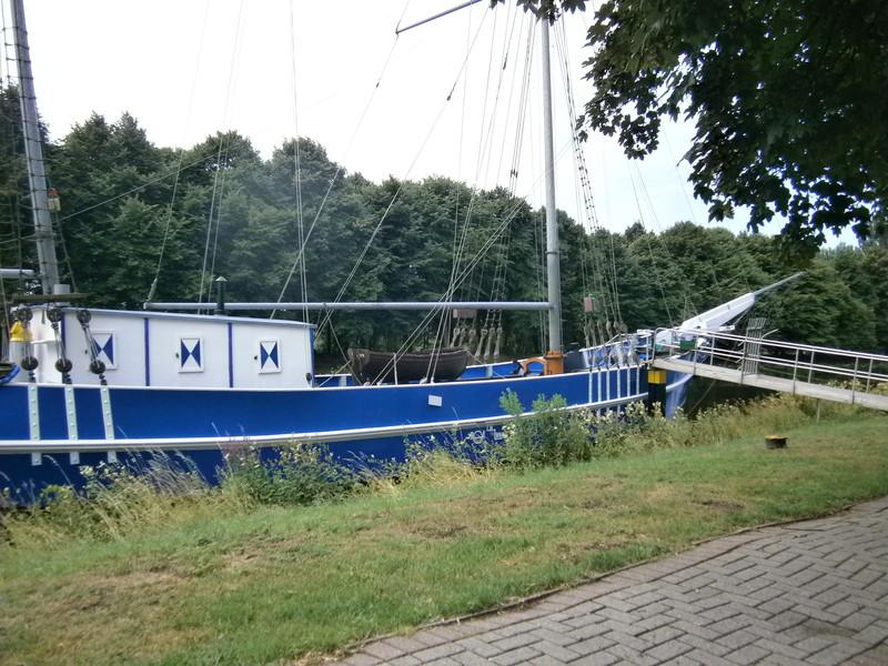 Museum-Schiffe in Haren nähe Meppen P7200010