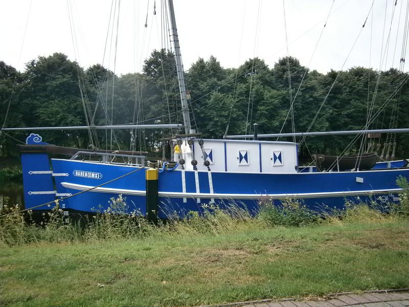 Museum-Schiffe in Haren nähe Meppen P7200011