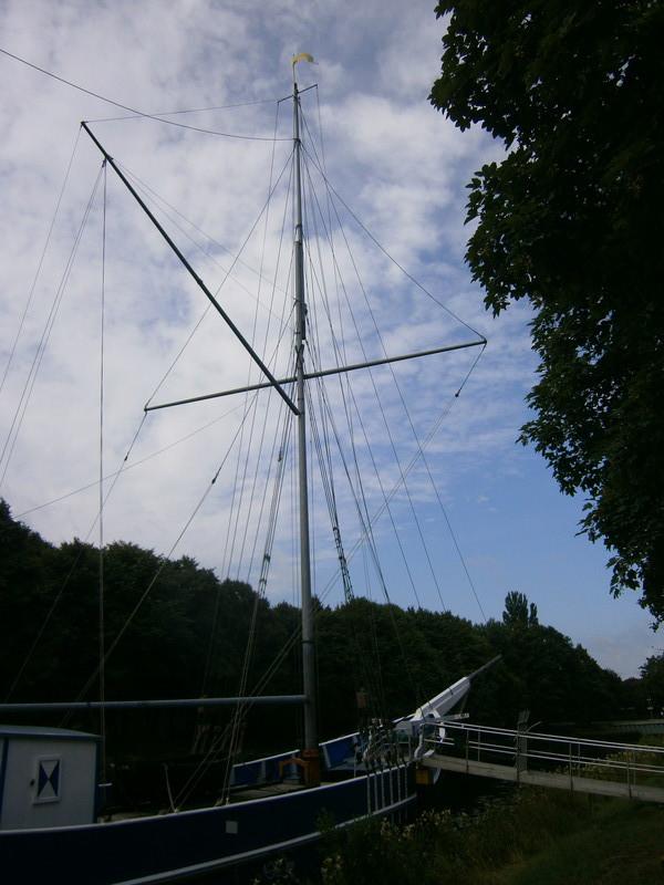 Museum-Schiffe in Haren nähe Meppen P7200013