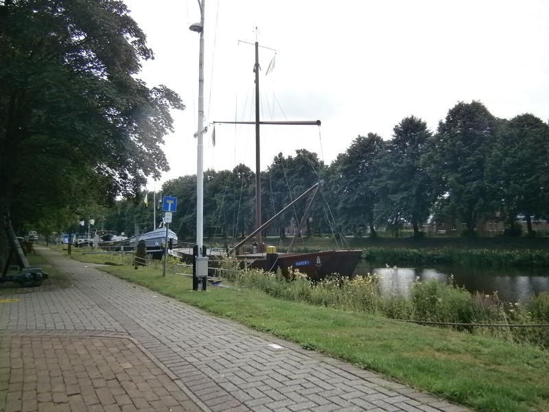 Museum-Schiffe in Haren nähe Meppen P7200014
