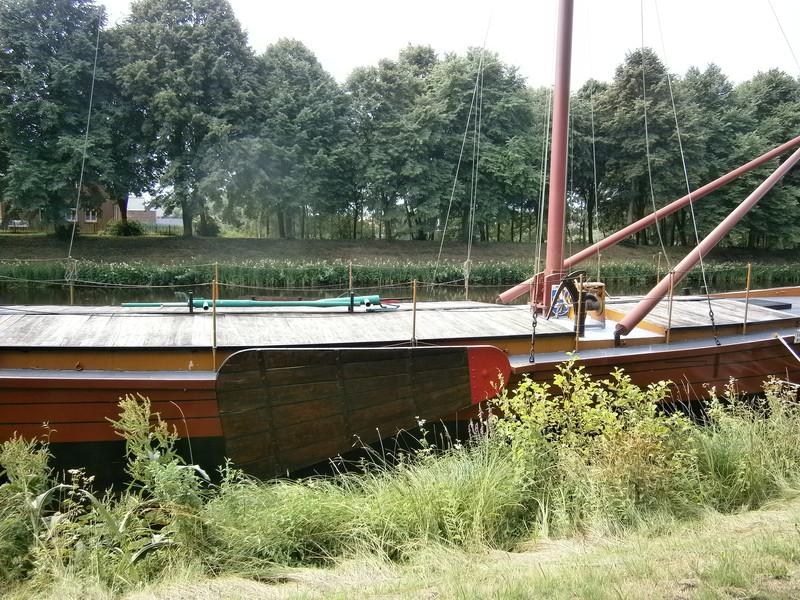 Museum-Schiffe in Haren nähe Meppen P7200015
