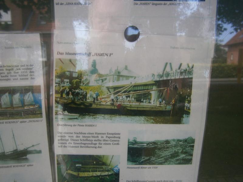 Museum-Schiffe in Haren nähe Meppen P7200017