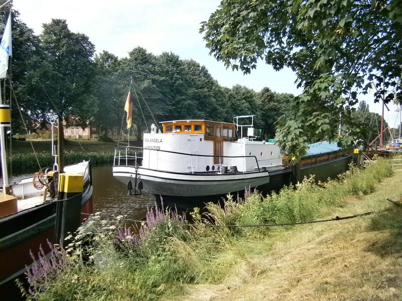 Museum-Schiffe in Haren nähe Meppen P7200018