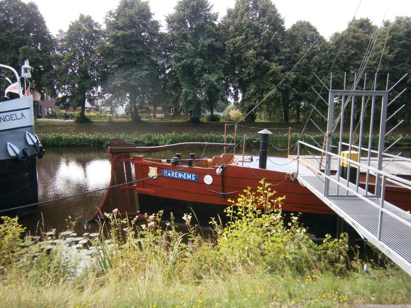 Museum-Schiffe in Haren nähe Meppen P7200019