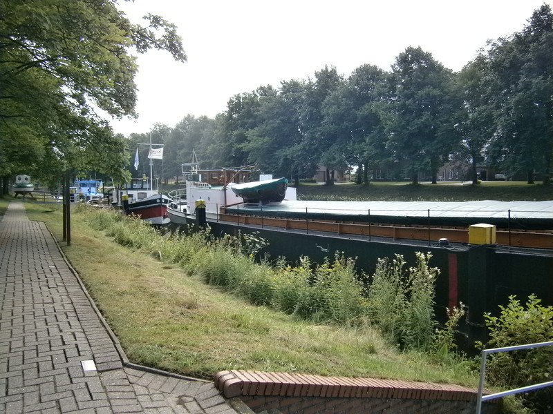 Museum-Schiffe in Haren nähe Meppen P7200020