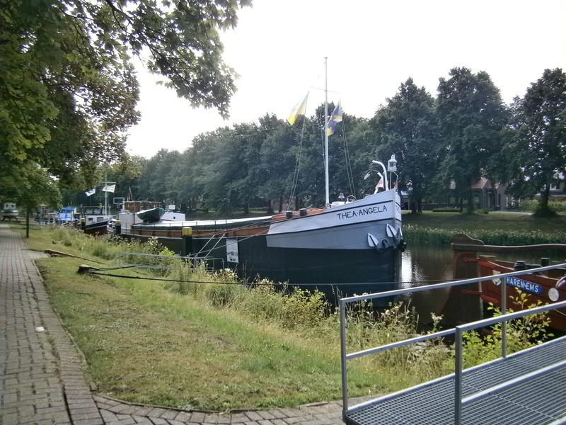 Museum-Schiffe in Haren nähe Meppen P7200021