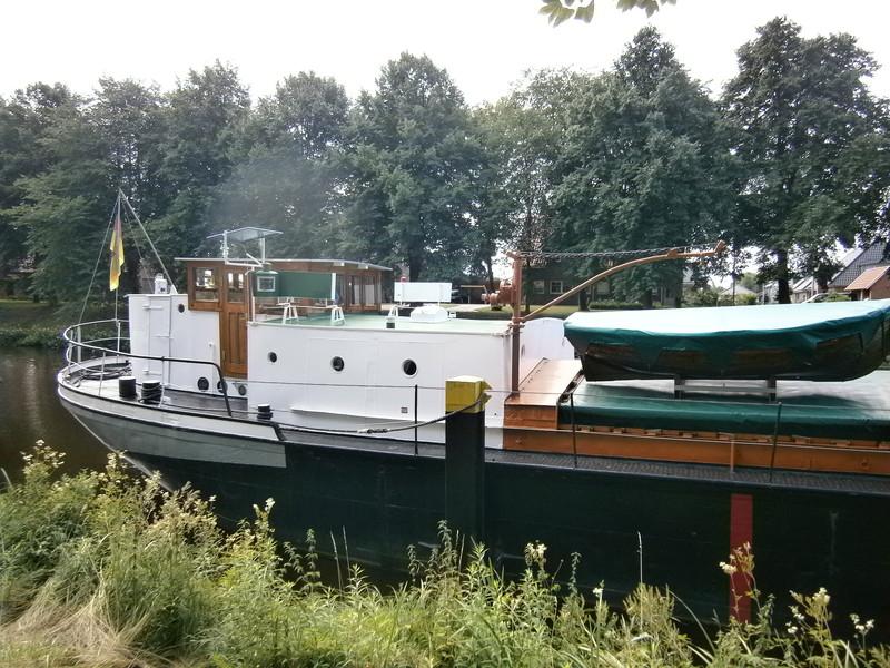 Museum-Schiffe in Haren nähe Meppen P7200022